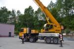 superstructure crane Faun HK 50