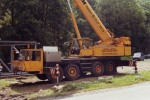 Demag AC 265 in action
