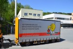 3-axle low-bed trailer
