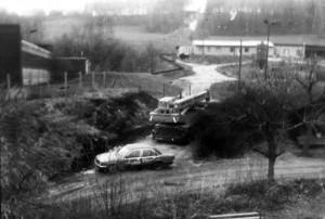 Betriebsgelände 1991/1992